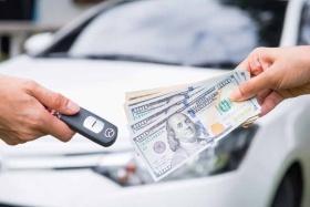 Car Money Image